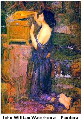 Waterhouse - Pandora-1896